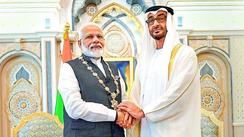 Image result for Crown Prince of Abu Dhabi