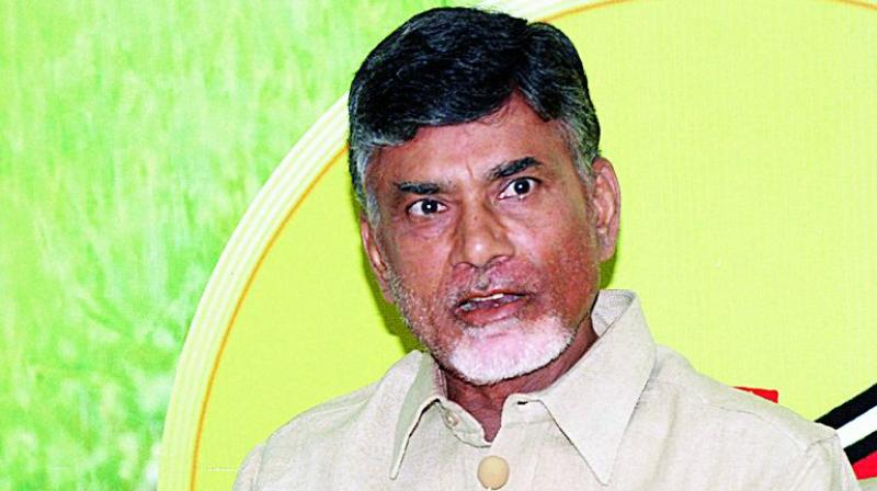 N Chandrababu Naidu Asks PM Modi To Provide Money To Andhra Pradesh