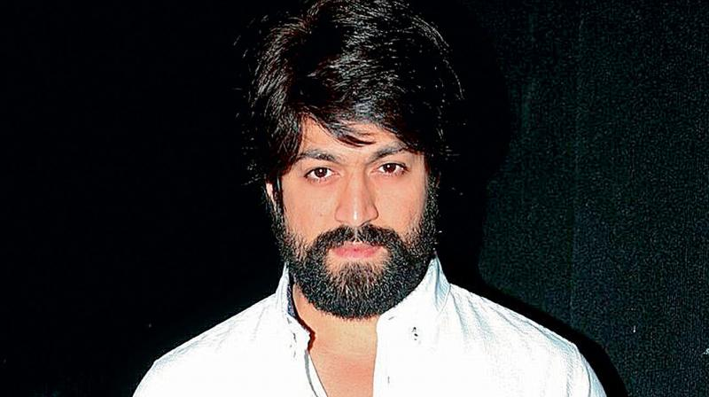 Actor Yash.
