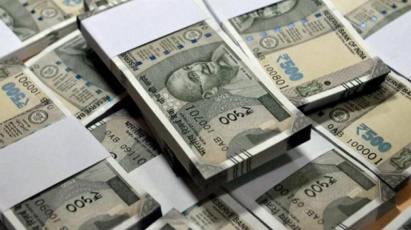An election flying squad team seized Rs 49 lakh cash. (Representational Image)