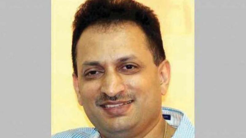 Anant Kumar Hegde.