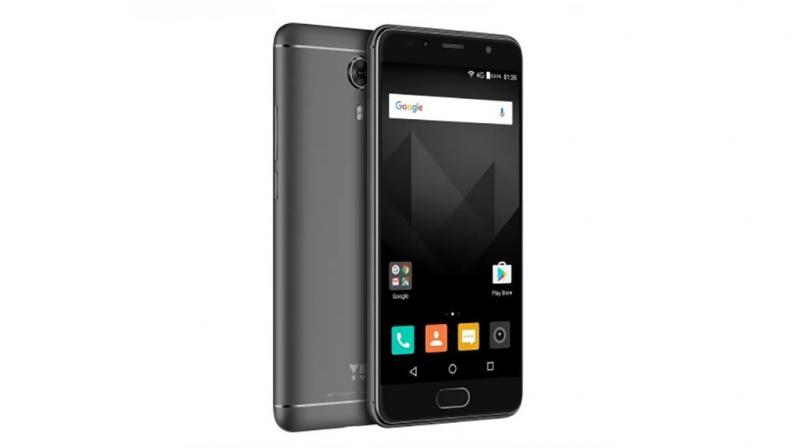 pretty nice e63af d83f0 Yu unveils Yureka Black with 4GB RAM, 3000mAh battery