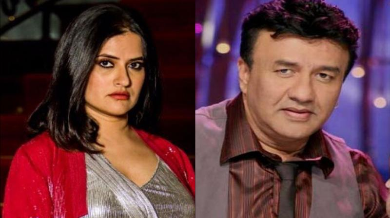 Sona Mohapatra and Anu Malik. (Photo: Instagram)