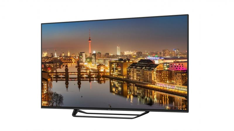 SHARP hasn't revealed the price for its 8K TV yet but we believe that it will be out of reach for the common man.