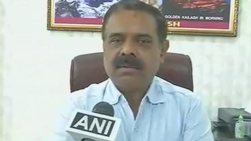 Director General of Police DM Awasthi. (Photo: Twitter | ANI)