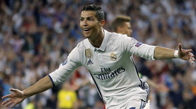 Madrid says it has reached an agreement with Juventus after a request by Ronaldo. (Photo: AP)