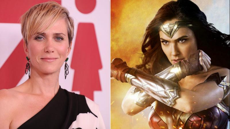 Kristen wiig is going head-to-head with gal gadot in wonder woman 2