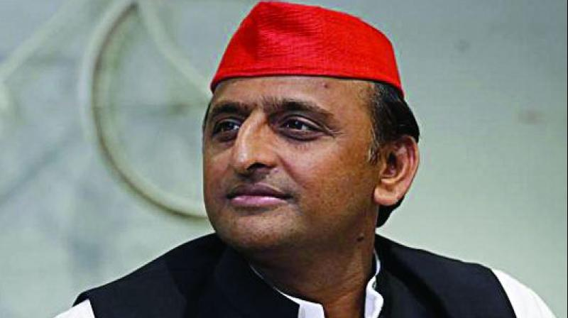 Samajwadi Party chief Akhilesh Yadav  (Photo: File)