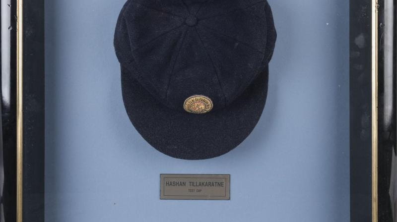 The cap was originally purchased in Leski Auction in May 2003, with original Certificate of Authentication.