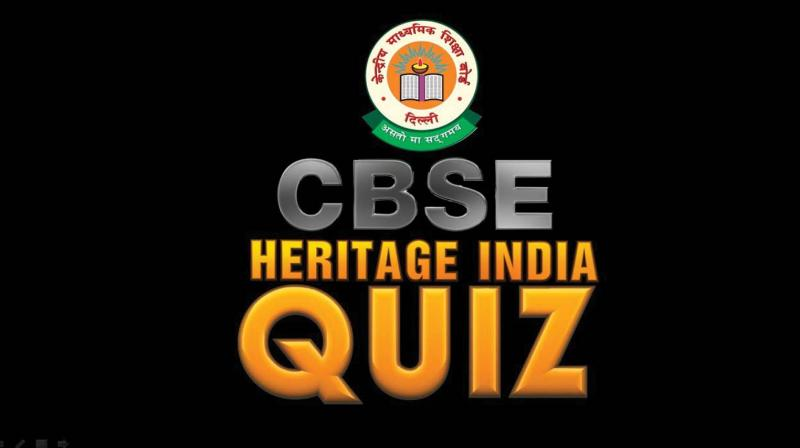 CBSE National Heritage Quiz
