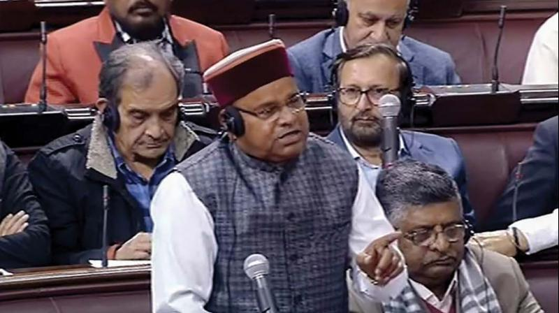 Union Minister for Social Justice and Empowerment Thawar Chand Gehlot. (Photo: PTI)