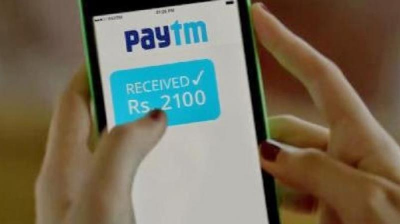 Paytm says that they have witnessed that users accidentally share their account details with others and are mostly not comfortable with resetting their password. (Representational image)