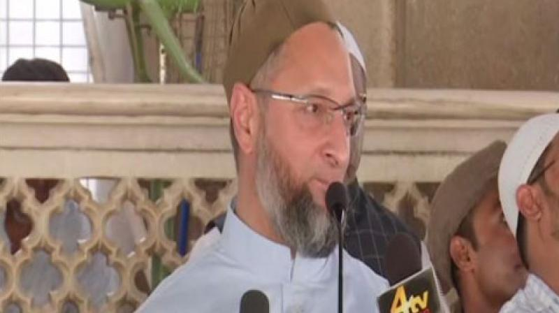 They created anti-Muslims mindset: Owaisi blames BJP, RSS over lynchings