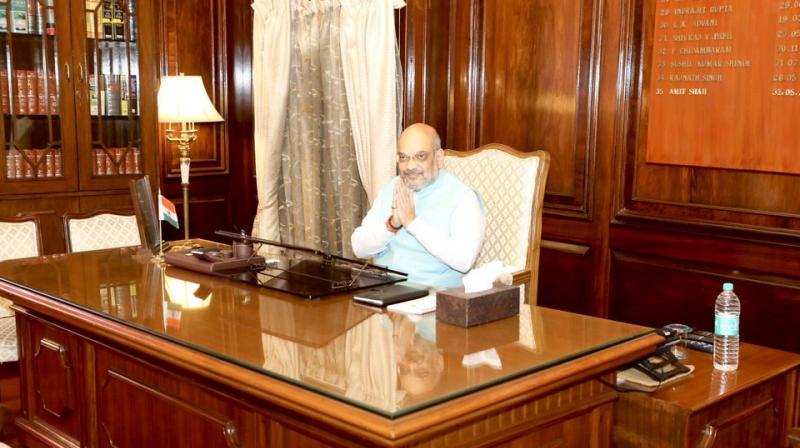 Amit Shah on his two-day visit to J&K from tomorrow