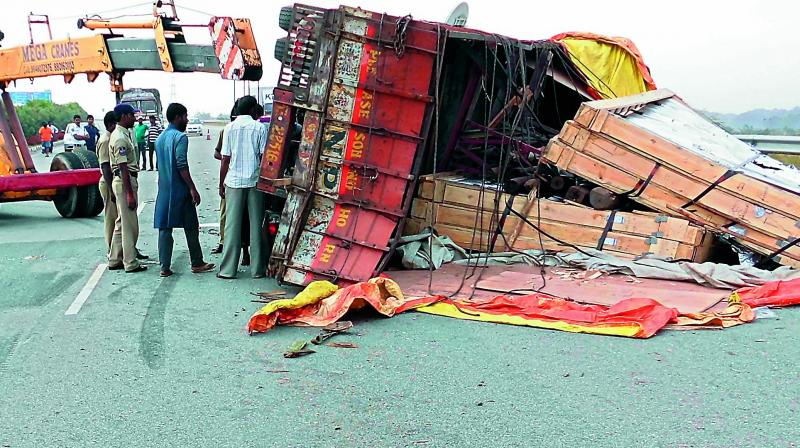 Deadly track: 4 National Highways accident-prone in Hyderabad