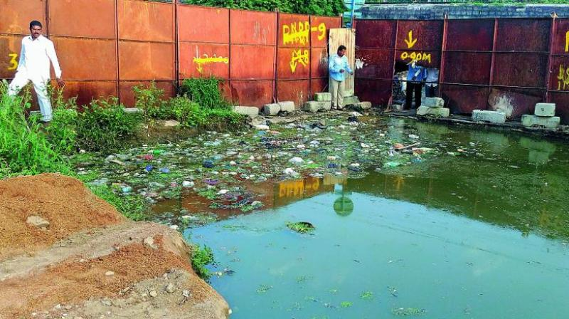 Hyderabad: Big names 'drowning' lakes with constructions