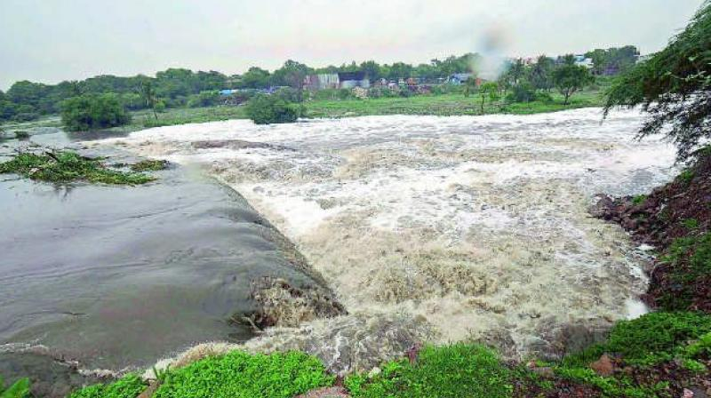 The Telangana state government, soon after state formation in 2014, had filed a complaint with the Centre under Section 3 of the Interstate Water Disputes Act to constitute a separate Tribunal to adjudicate in the share of Krishna waters entitled to it as it was subjected to injustice all these years.