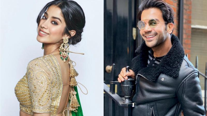 Here's what Rajkummar Rao has to say about his 'RoohiAfza' co-star Janhvi Kapoor