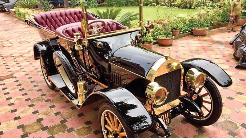 Chennai: Vintage & classic cars, bikes on show tomorrow