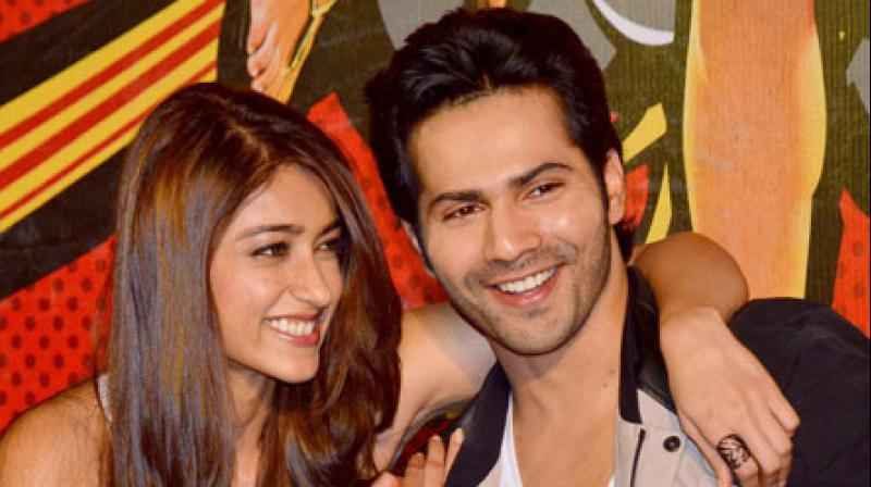 is varun dhawan dating ileana d cruz Watch video to know varun dhawan reveal juicy secrets of his co-star-turned-friend ileana d'cruz - varun dhawan and the secret life of ileana d'cruz.