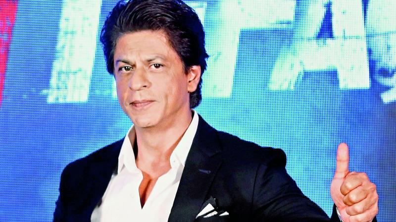 Shah Rukh Khan gets candid about the Rakesh Sharma biopic!