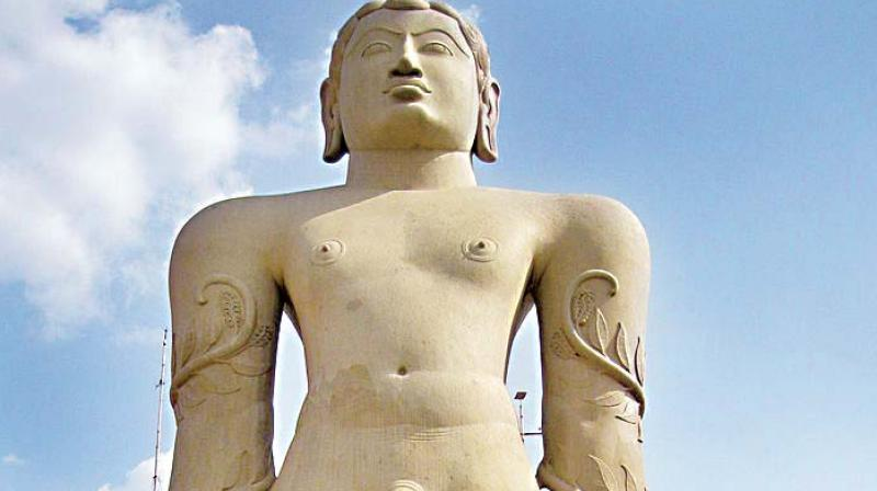 Work will begin on providing Wi-Fi connectivity at Shravanabelagola too and it could have it in time for Mahamastakabhisheka of Bahubali in February. (photo: DC)