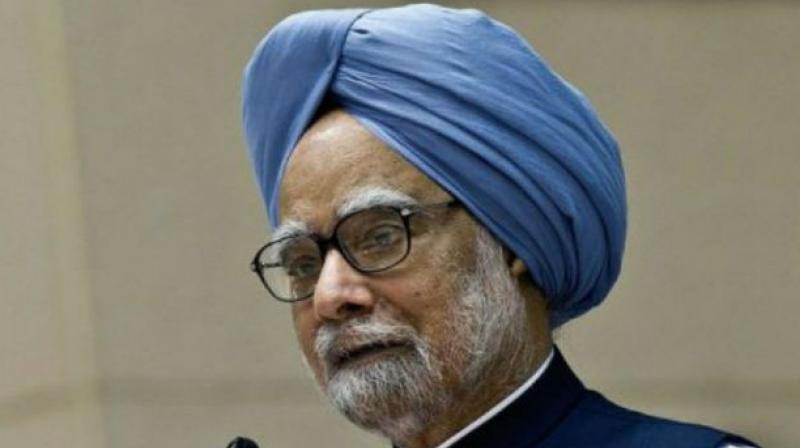 Former Prime Minister Manmohan Singh. (Photo: PTI)