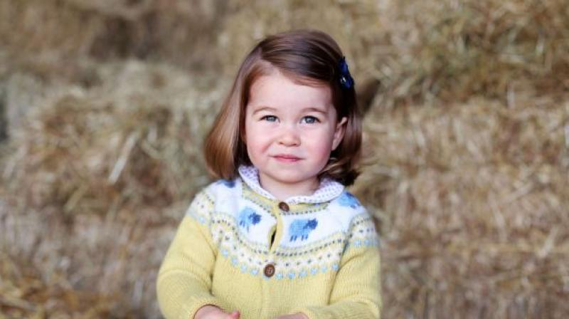 Princess Charlotte nails her first day of school photos