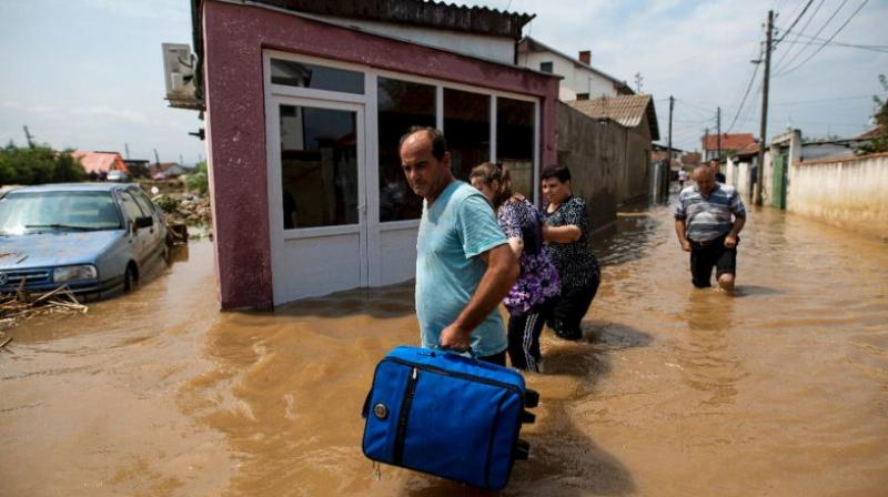 In Northern America the number of affected people will increase from 0.1 to 1 million (Photo: AFP)