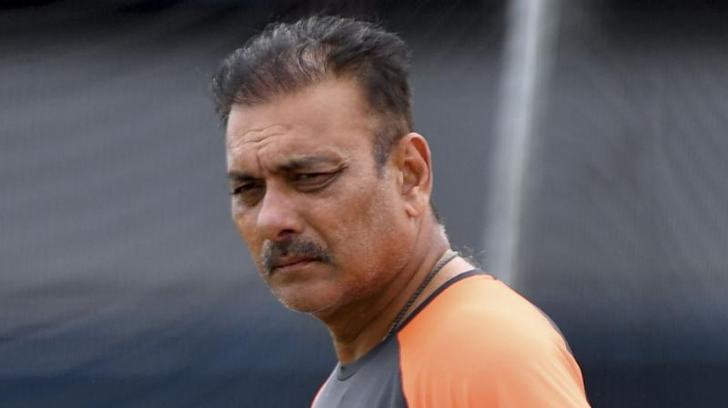 After a thumping victory over England at Trent Bridge in the third Test on August 16, Shastri had claimed the present India side was the best travelling team in the world. (Photo: AP)