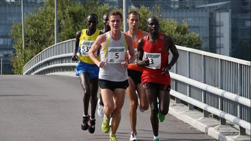 Runners weaved through Paris from Bastille Plaza and along the quays of the Seine River. (Photo: Pixabay)