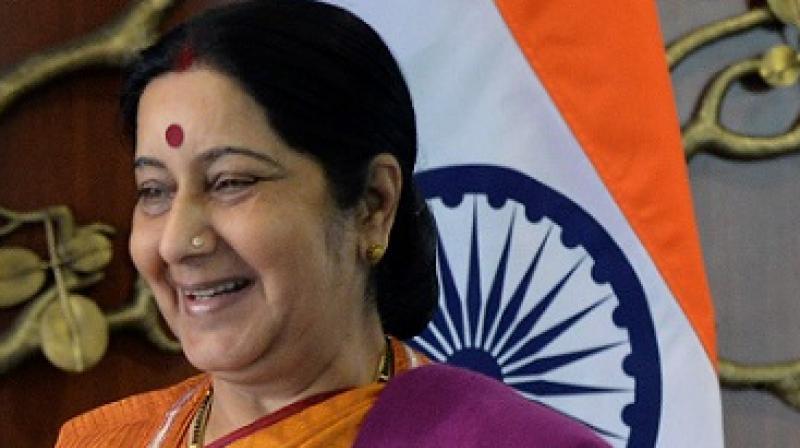 Sachin Tendulkar, Virat Kohli condole demise of Sushma Swaraj; see tweets