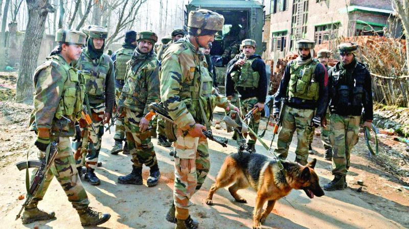 Two army soldiers killed in cross-LoC firing in Rajouri
