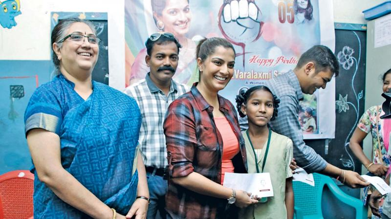 Save Sakthi volunteers announced their pledge of donating their organs