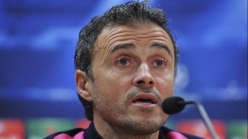 Luis Enrique resigns from managing Spain; Assistant Moreno to take charge