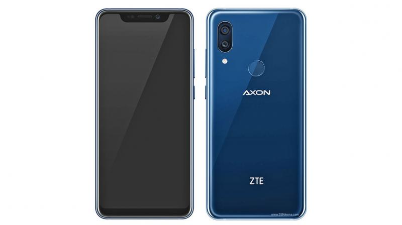 ZTE Axon 9 Pro unveiled at IFA 2018: Specifications and price