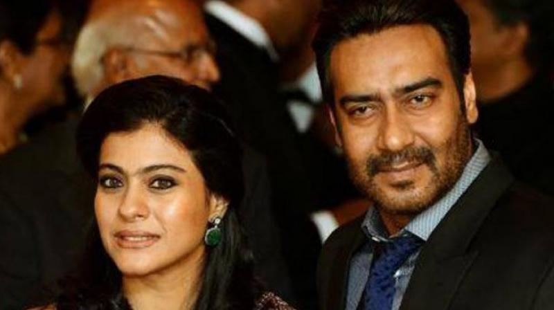 Image result for ajay devgan talk about wife kajol