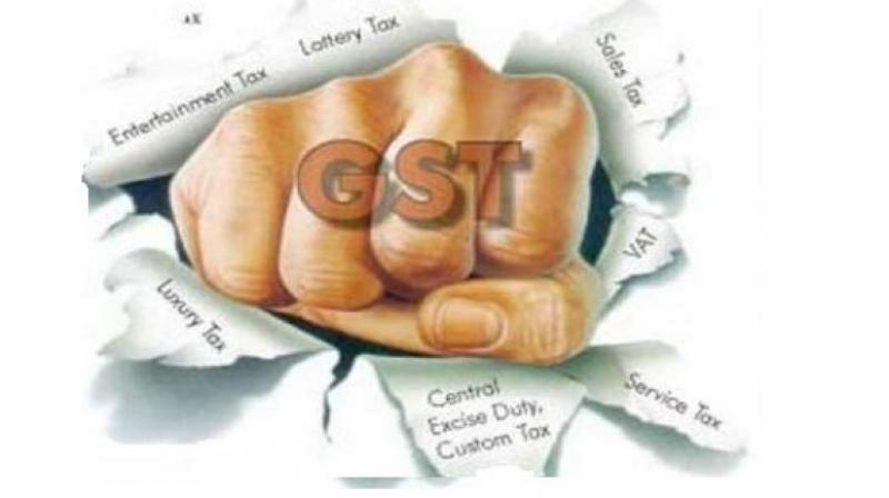 The finance department said that there is not much of an impact of imposition of the GST on the state government's revenues as of now.