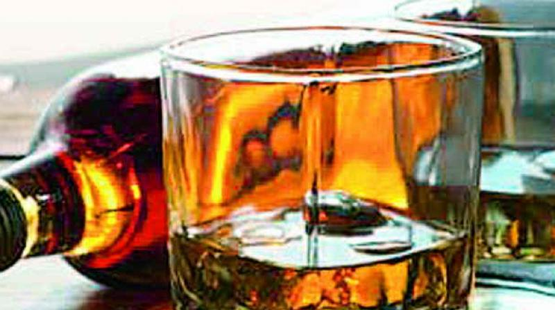 The newly elected government had given a promise in their manifesto that a ban on alcohol will be implemented.