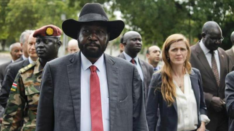 S.Sudan sentences S.African to hang over aid to rebel chief
