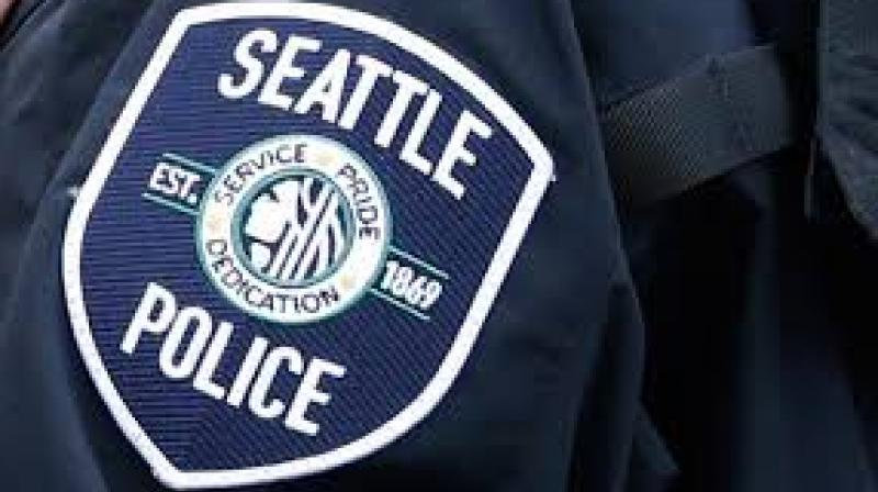 Seattle police said they were investigating the vandalism at Temple De Hirsch Sinai as a hate crime after an off-duty officer spotted it on Friday.(Photo: AP)