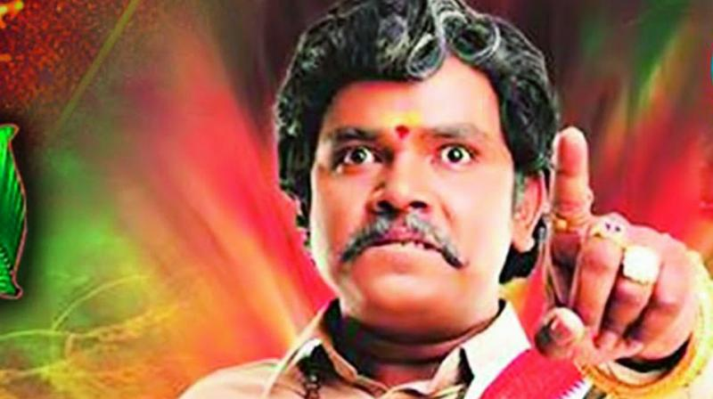 Actor Sampoornesh Babu