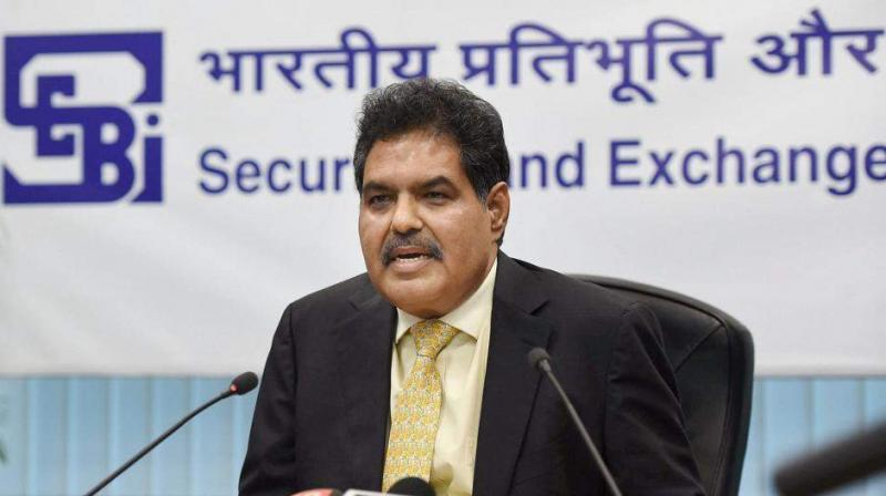 Ajay Tyagi who is a 1984 batch IAS officer assumed office of Sebi chair on March 1, 2017. (Photo: PTI).
