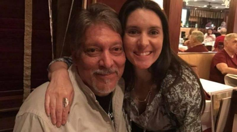 Al Annunziata meets his daugher Jyll Justamond for the first time. (Photo: Facebook /Ramon Emilio)