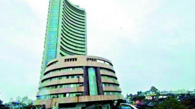 The broader NSE Nifty was quoting 25.35 points, or 0.21 per cent, up at 12,081.40.