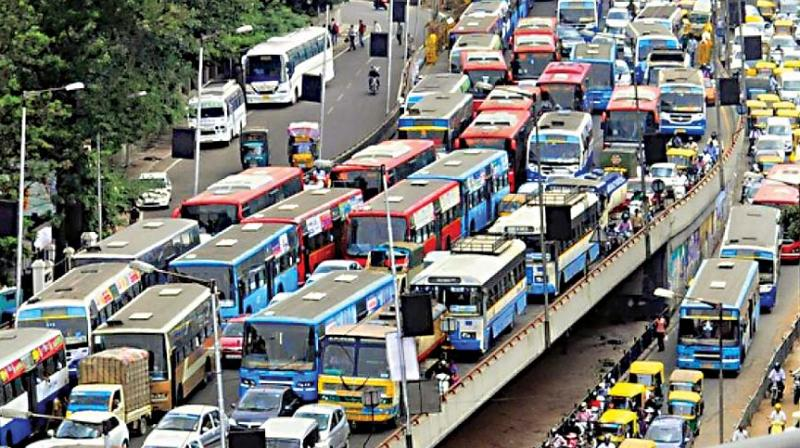 Buses will have to be equipped with location-tracking devices and emergency buttons