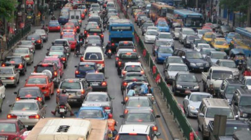 To help decongest Delhi, Union Minister Nitin Gadkari will on Monday lay the foundation stone of Rs 260-crore project. (Representational Image)