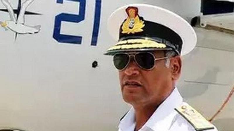 Vice Admiral Bimal Verma (Photo: ANI)