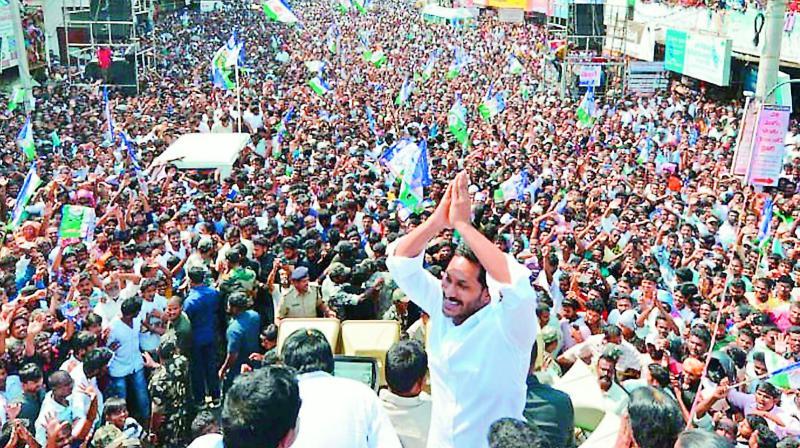 Jagan Mohan Reddy  (Image DC)