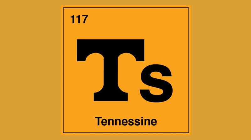 Element 117 Officially Named Tennessine